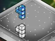 Online game Tetris Cuboid 3d
