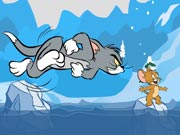 Online igrica Tom And Jerry Ice Jump