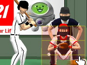 Online game Baseball Stadium