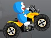 Online game Doraemon Halloween Atv