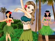 Online game Hula Dance