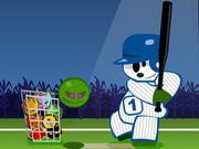Online igrica Panda Baseball