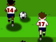 Online igrica Pass And Move Football Training