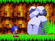 Online game Sonic Angel Island