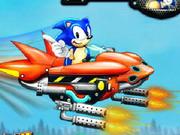 Sonic Sky Impact