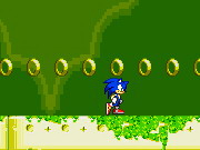Online game Sonic Xtreme 2
