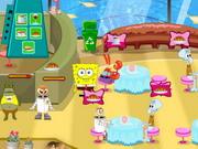 Online igrica Spongebob Restaurant 2