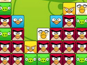 Online game Angry Birds Elimination