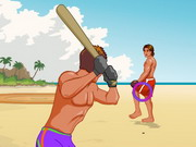 Online game Beach Baseball