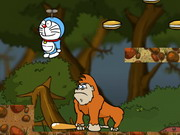 Online game Doraemon And The King Kong