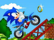 Online game Sonic Xtreme Bike