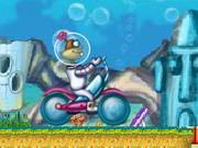 Spongebob Motocross