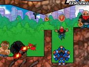 Online game Vanguards