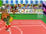 Online game Basketball Shotball