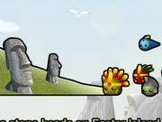 Online game Easter Island Td