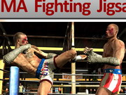 Online game Mma Fighting Jigsaw