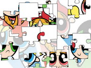 Online game Powerpuff Girls Jigsaw Puzzle