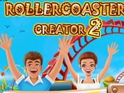 Online igrica Rollercoaster Creator 2