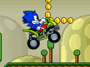 Online igrica Sonic Atv In Mario Land