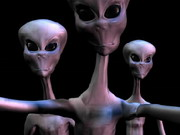 Online igrica Alien Contact Jigsaw