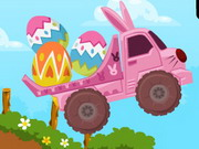 Online game Easter Truck