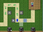 Online game Minecraft Tower Defense