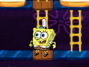 Online igrica Sponge Bob Patty Panic free for kids