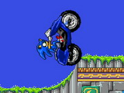 Online game Super Sonic Motorbike 3