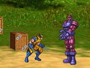 Wolverine - Heroes Defence