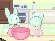 Bunnies Cooking