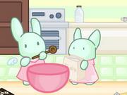 Online igrica Bunnies Cooking