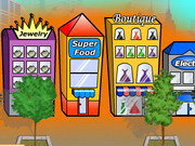 Online game Shopping Street