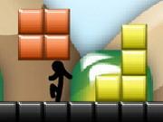 Online game Tetris D