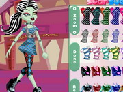 Monster High Frankie Stein Style