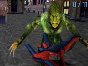 Человек-паук Ящер Клон
