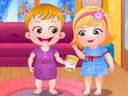Baby Hazel Leg Injury - Play Baby Hazel Leg Injury Online