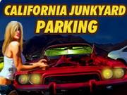 California Junkyard Parking