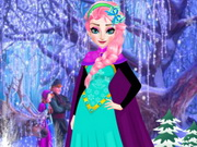 Jogo Elsa Winter Fashion Online Gratis