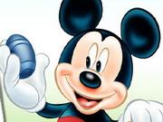 Пузырьковое приключение Микки