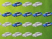 Rendőr autók