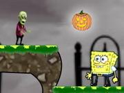 spongebob halloween adventure 3 gahecom play free games online - Spongebob Halloween Game