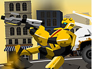 Transformer Buble Bee Rescue Mission